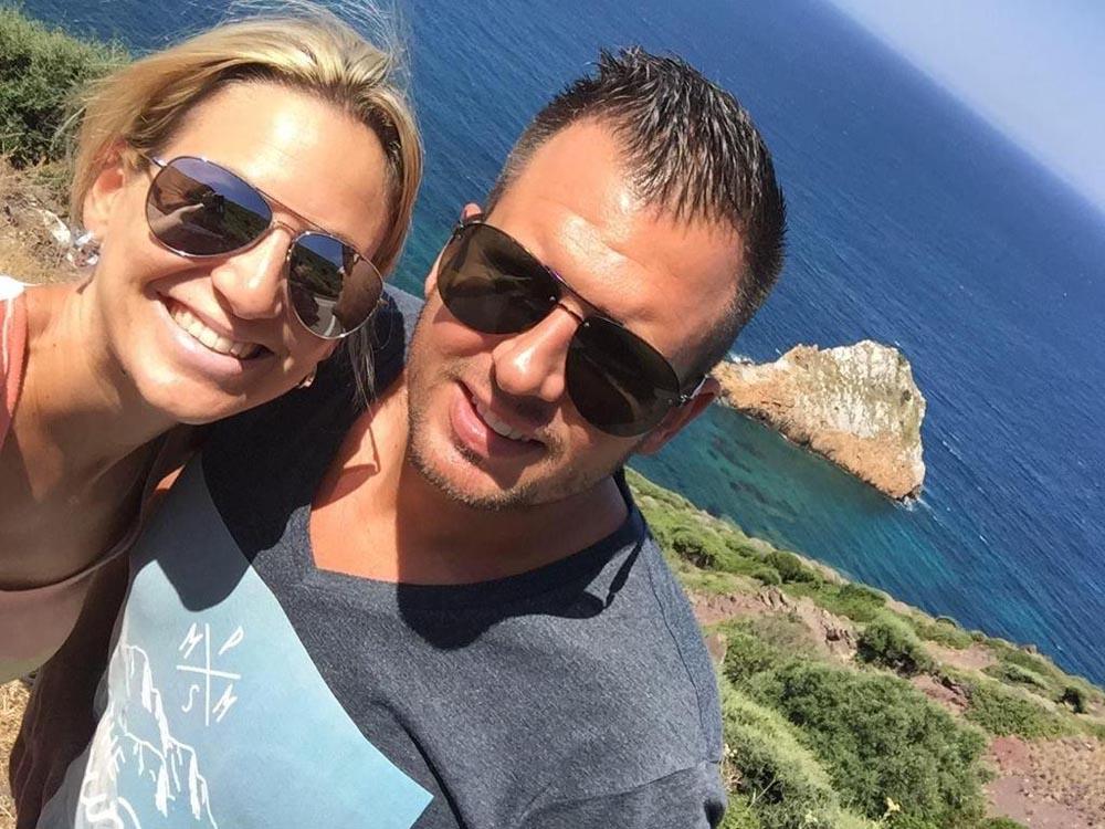 Manuela in Sardinien