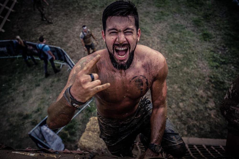 Jürgen beim Spartan Race